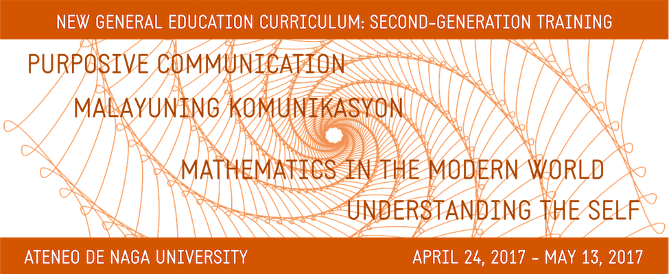 Faculty Training for the New General Education Core Courses: Second