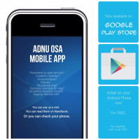 RP's First OSA Mobile App Launched in AdNU