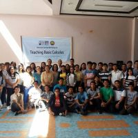 CHED Funds 3-day Intensive Training on Basic Calculus
