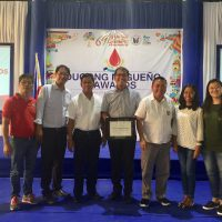 ADNU commended in Dugong Nagueño Awards 2017