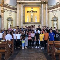 Student Leaders Attend Advent Retreat