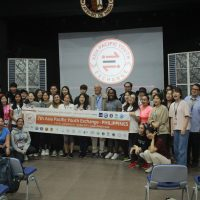 ADNU Hosts Asia Pacific Youth Exchange