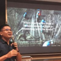 AdNU-CLG and Graduate School-MBA and MPA Cluster Conduct Lecture Series
