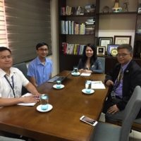 Exploratory Talk with the Department of Trade and Industry (DTI)
