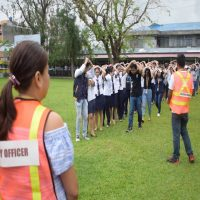 ADNU Conducts University-Wide Earthquake Drill