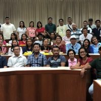 AdNU-CLG Commenced its First Training Series for 2020 with Training on Parliamentary Procedure