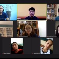 OSA Streams First Formation Webinar for ADNU College Students