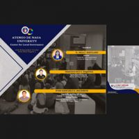 ADNU-CLG Completes Third Online Course