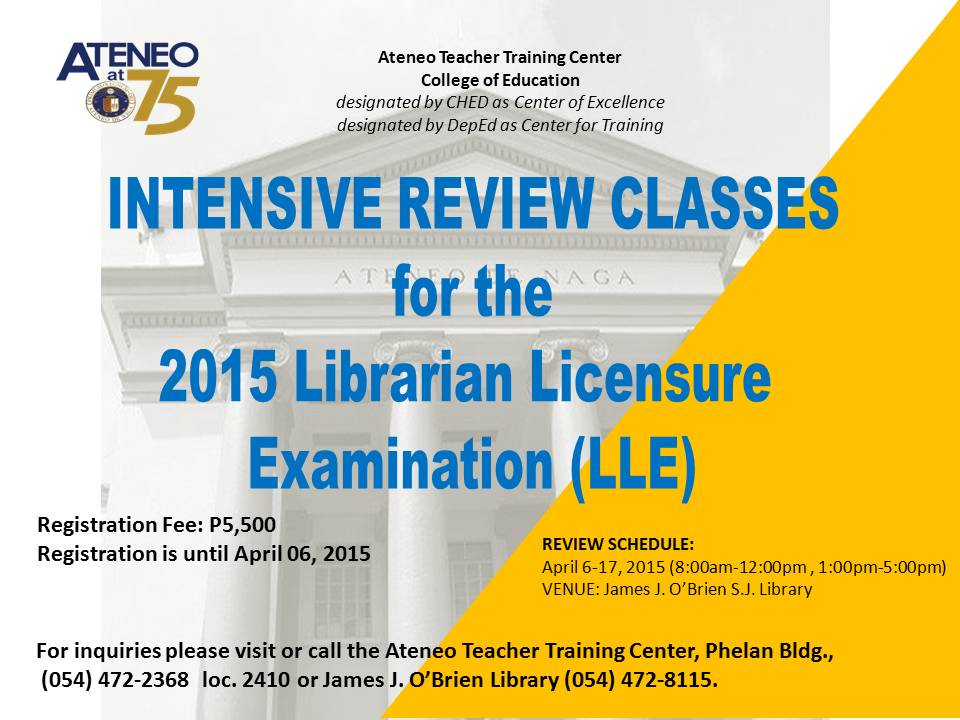 LLE_Review_Poster