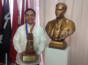 jose rizal as a role model for students Philosophies in life: philosophy may be defined as the study and pursuit of facts which deal with the ultimate reality or causes of things as they affect life.